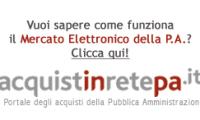 mercato elettronico: PUBBLICATI I BANDI  PER I LAVORI DI MANUTENZIONE