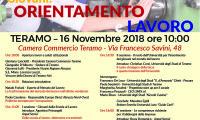 """Convegno in Camera di Commercio """"GIOVANI: Orientamento  e LAVORO"""""""