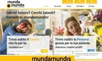 Domanda ed offerta di lavoro si incontrano: Mundamundis www.mundamundis.com