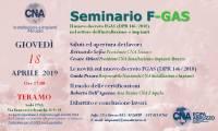 SEMINARIO F-GAS : TERAMO 18 APRILE ORE 17