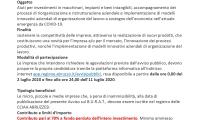 CNA SUMMER NEWS: CONTRIBUTI A FONDO PERDUTO ED AGEVOLAZIONI